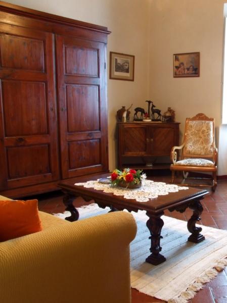 Appartamento particolare del salotto