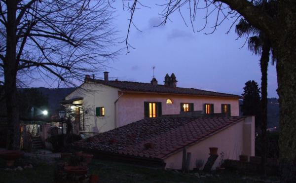 Bed and Breakfast Villa Nobili esternal view 2